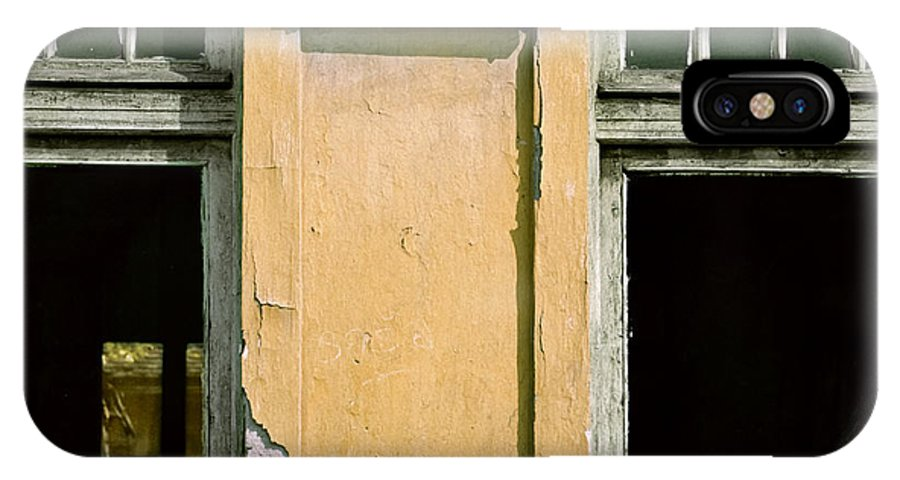 Serbia Belgrade IPhone X Case featuring the photograph Carpenter. Belgrade. Serbia by Juan Carlos Ferro Duque