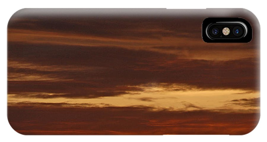 Mountains IPhone X Case featuring the photograph Cascade Mountains Sunrise 2 by Carol Eliassen
