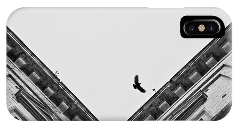 Alessandro De Matteis IPhone X Case featuring the photograph Diciasettegiugno2011 19.12 by Alessandro De Matteis