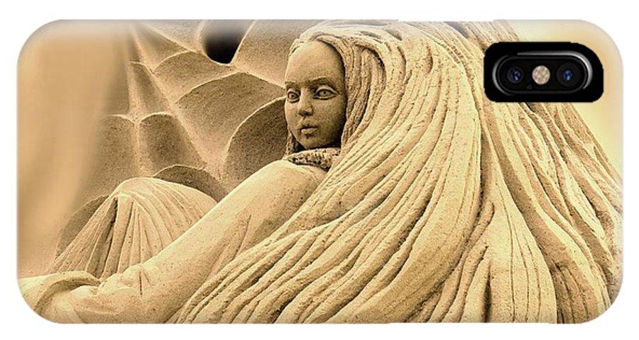 Creature IPhone X Case featuring the photograph Dream Creature by Sophie Vigneault