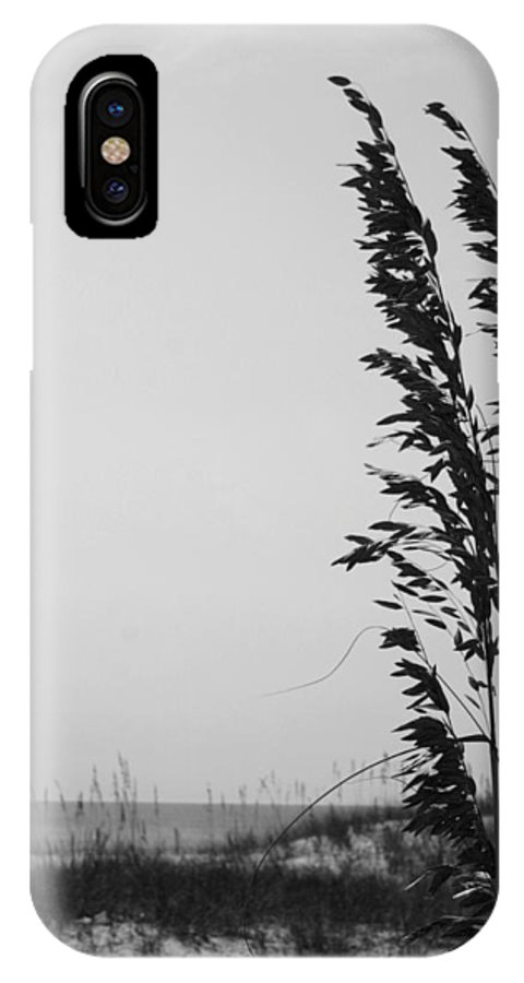 Gulf IPhone X Case featuring the photograph Gentle Ocean View by Nina Fosdick