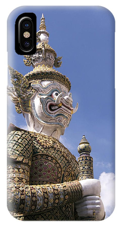 Asia IPhone X Case featuring the photograph Grand Palace Complex by Gloria and Richard Maschmeyer