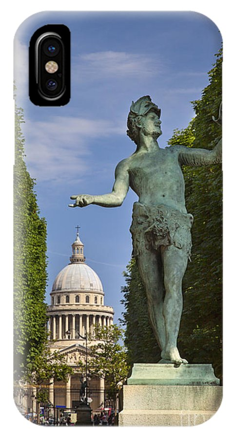 5th IPhone X Case featuring the photograph Greek Actor by Brian Jannsen