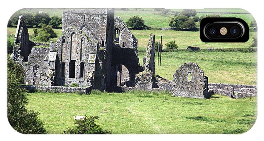Ireland IPhone X Case featuring the photograph Ireland 0006 by Carol Ann Thomas