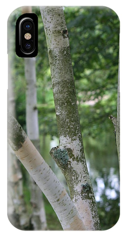 Trees IPhone X Case featuring the photograph Ireland 0018 by Carol Ann Thomas