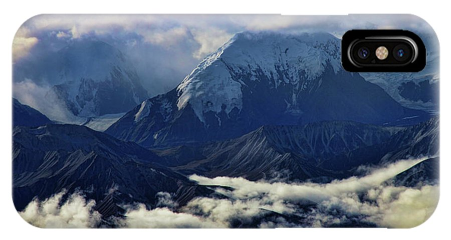Mount Brooks IPhone X Case featuring the photograph Mount Brooks by Rick Berk