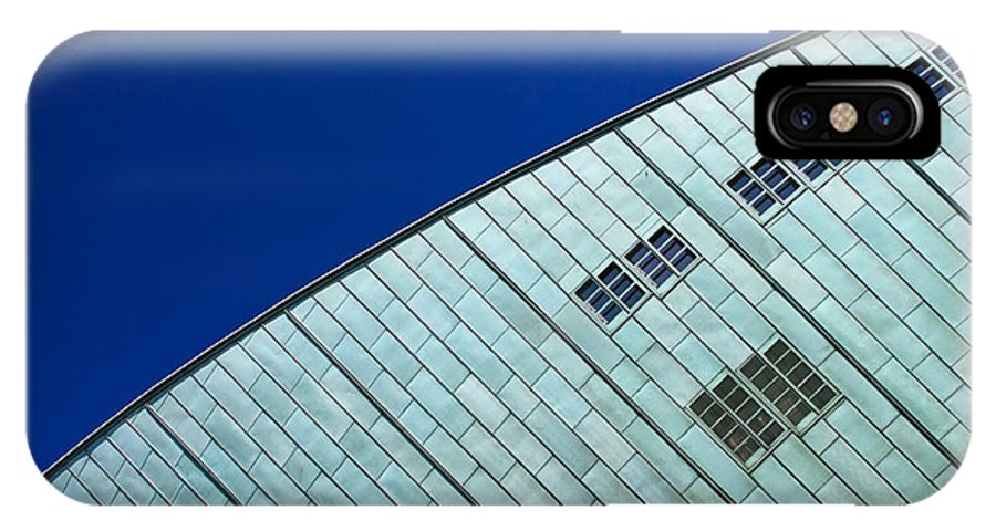 3scape Photos IPhone X Case featuring the photograph Nemo Science Center by Adam Romanowicz
