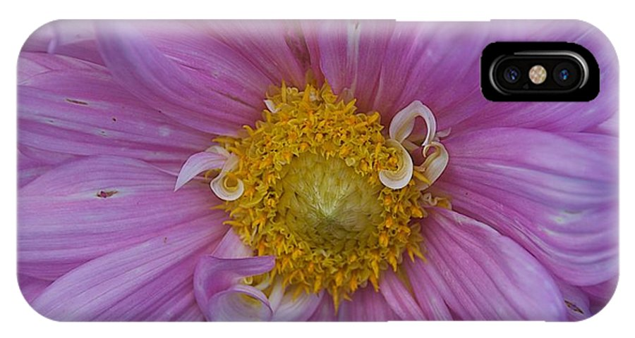 Bloom IPhone X Case featuring the photograph Oceans by Joseph Yarbrough