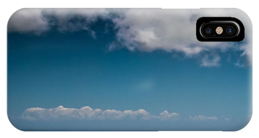 Prepare For Landing IPhone X / XS Case featuring the photograph Prepare For Landing by Mitch Shindelbower