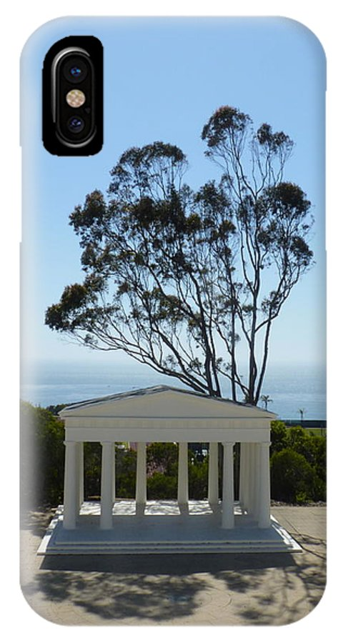 Pt. Loma IPhone X Case featuring the photograph Pt. Loma by Carla Parris