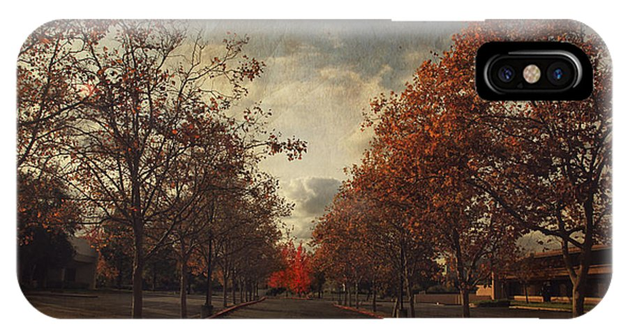 Trees IPhone X Case featuring the photograph Save The Best For Last by Laurie Search