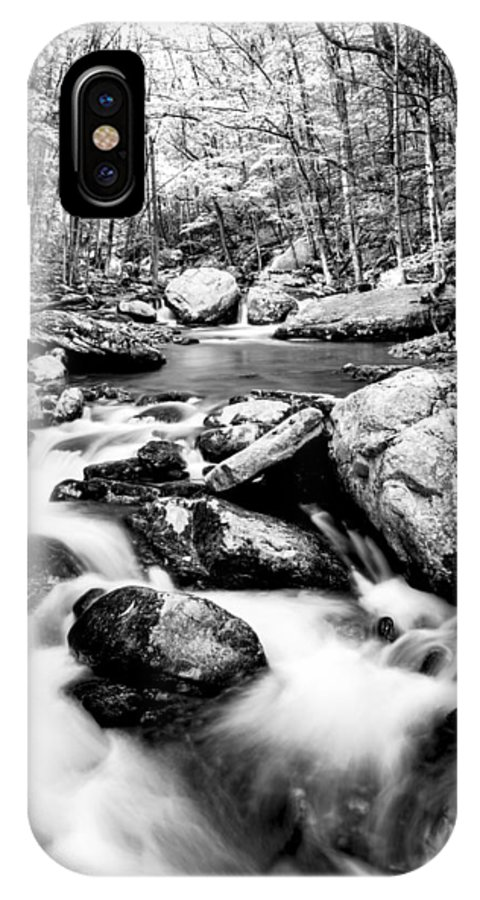 Beautiful IPhone X Case featuring the photograph Soothing by Darren Fisher