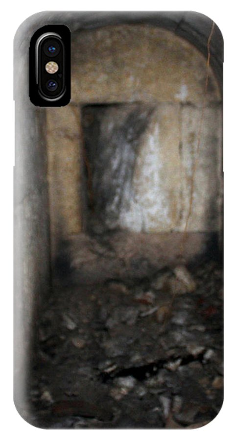 Zachariah IPhone X Case featuring the photograph Tomb Of Zachariah Father Of John The Baptist by Munir Alawi