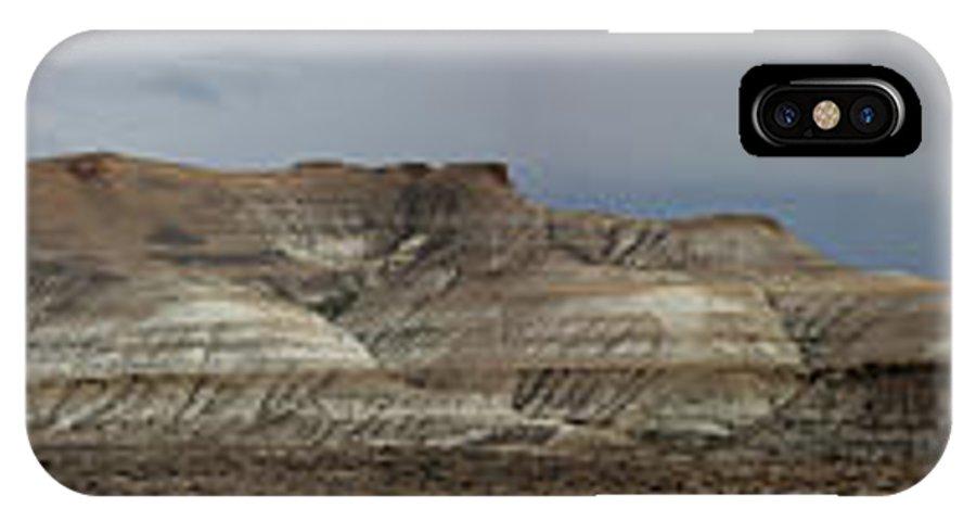 Utah IPhone X Case featuring the photograph Utah Landscape by David Bearden