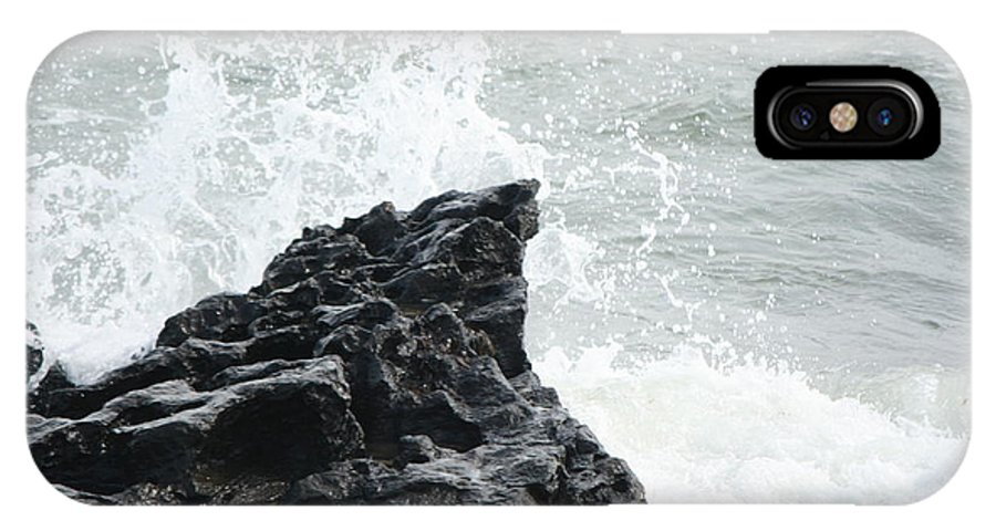 Water IPhone X Case featuring the photograph Water 0003 by Carol Ann Thomas