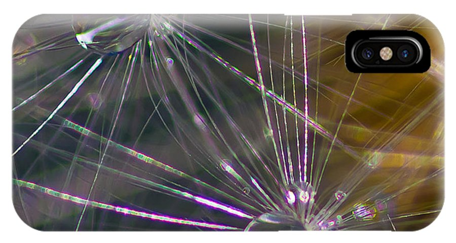 Water And Light IPhone X Case featuring the photograph Water And Light by Mitch Shindelbower