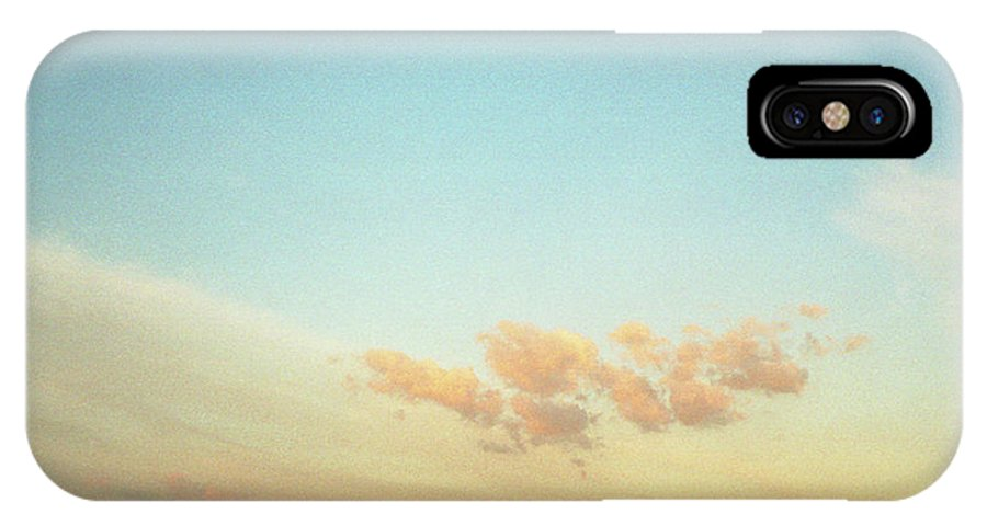 Landscape IPhone X Case featuring the photograph Wish I Could Travel by Olivier De Rycke