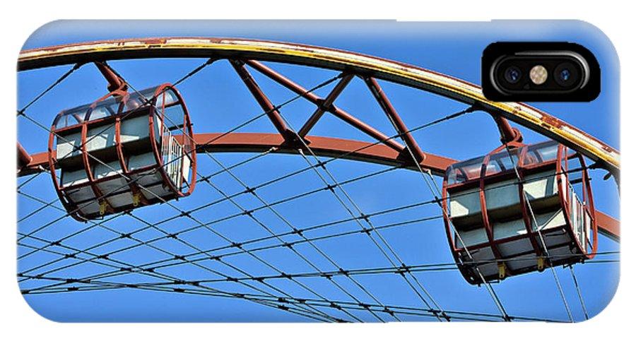 Bauwerke IPhone X Case featuring the photograph Zeche Zollverein Essen by Joerg Lingnau