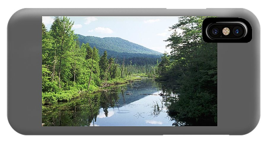 Mountain IPhone Case featuring the photograph 070506-84 by Mike Davis