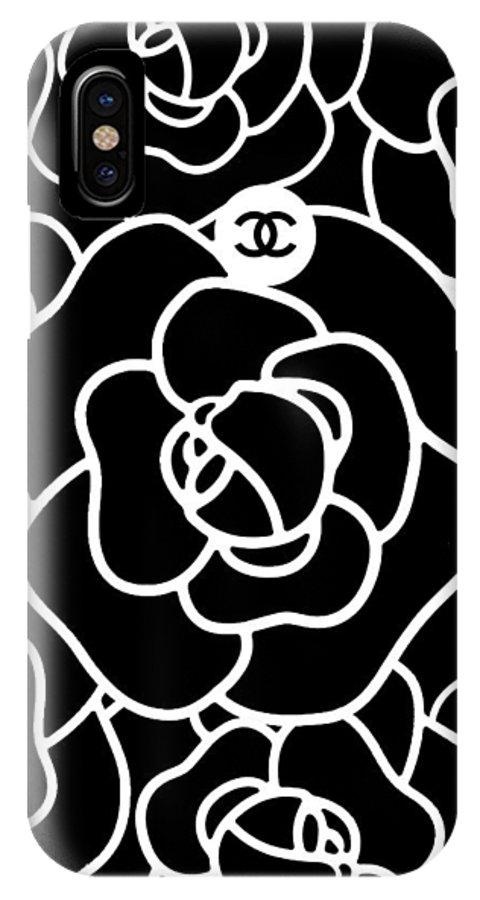 sports shoes a186c 6880f Camellia Cc IPhone X Case