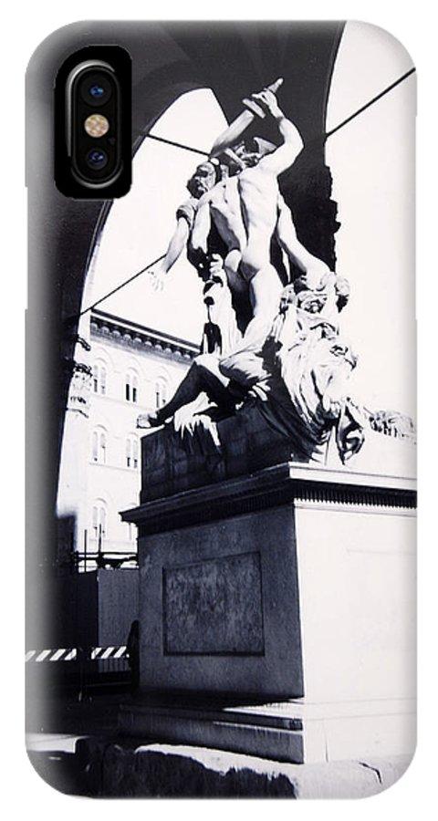 Firenze IPhone Case featuring the photograph Florence by Kurt Hausmann