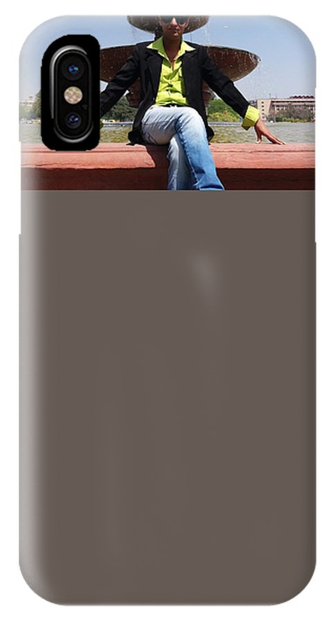 Harpal Singh Jadon IPhone X Case featuring the photograph Harpal Singh Jadon by Harpal Singh Jadon