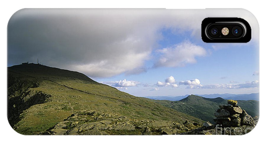 Mount Washington IPhone Case featuring the photograph Mount Washington New Hampshire Usa by Erin Paul Donovan