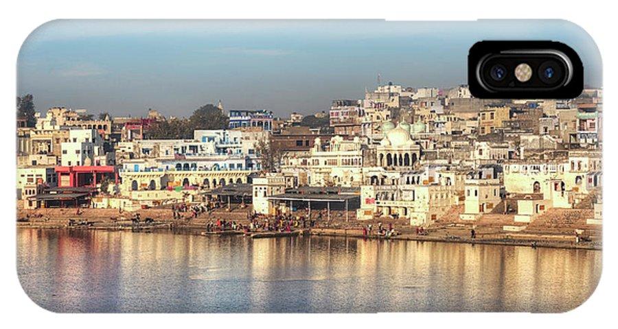 Pushkar IPhone X Case featuring the photograph Pushkar - India by Joana Kruse