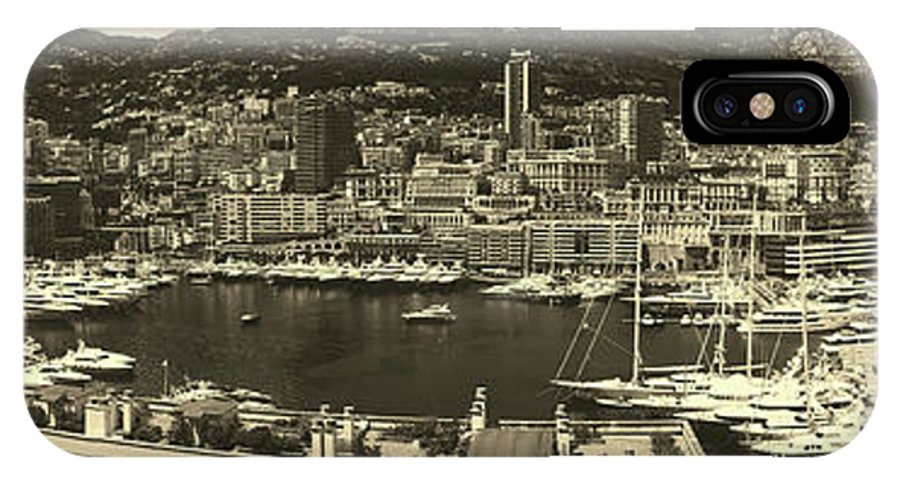 Monte Carlo IPhone X Case featuring the photograph Beautiful Monte Carlo by Pixabay