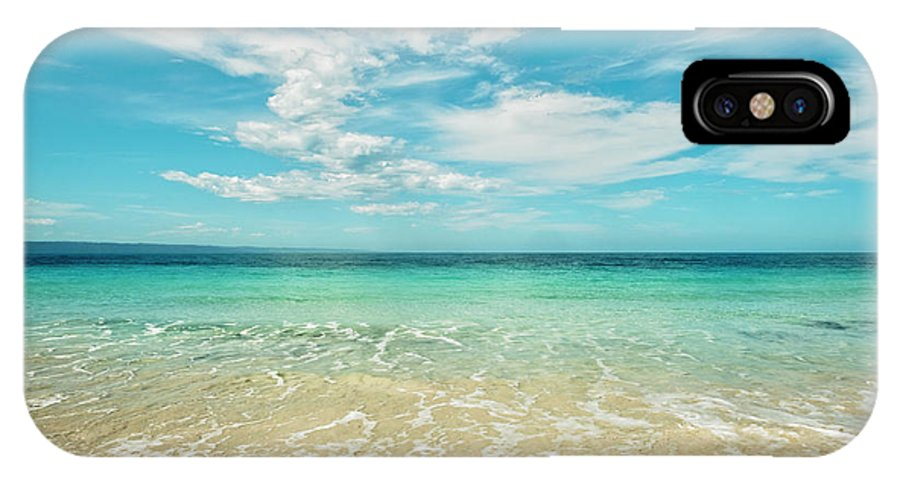 Kangaroo Island IPhone X Case featuring the photograph Pristine Blue Paradise by Catherine Reading