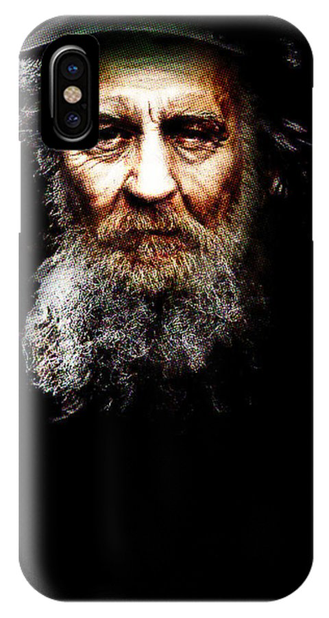 IPhone X Case featuring the painting Older Brother by Maciej Mackiewicz
