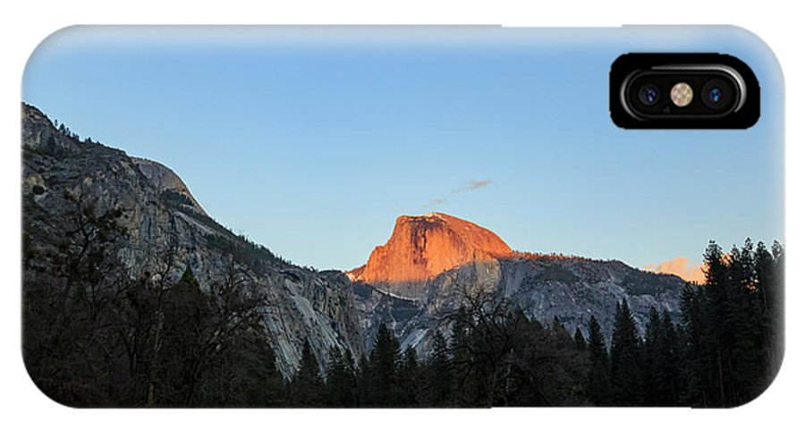Nps IPhone X Case featuring the photograph Beauty Of Yosemite by Chon Kit Leong