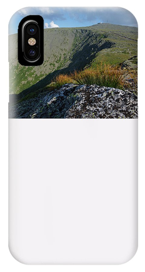 White Mountains IPhone Case featuring the photograph Mount Washington New Hampshire Usa by Erin Paul Donovan
