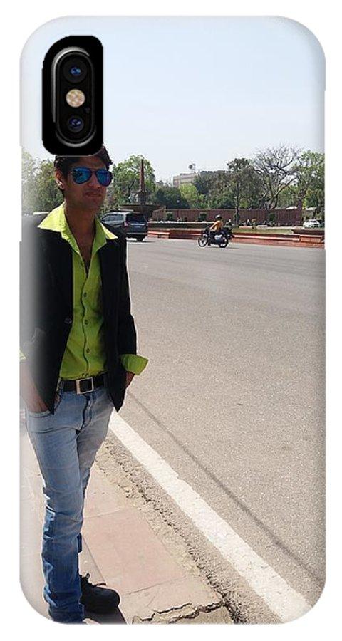 Harpal Singh Jadon IPhone X Case featuring the photograph Harpal Singh Jadon by Harpal SIngh Jadon Jadon