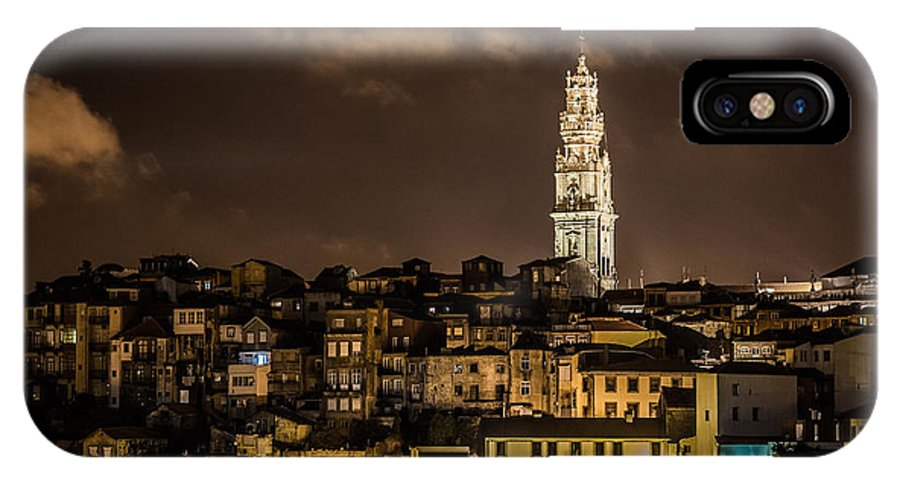 IPhone X / XS Case featuring the photograph Portugal Porto by Ernesto Santos