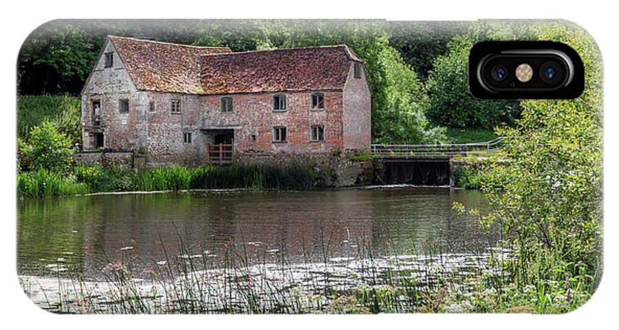 Sturminster Newton Mill IPhone X Case featuring the photograph Sturminster Newton Mill - England by Joana Kruse