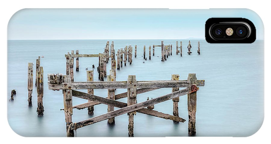 Swanage IPhone X Case featuring the photograph Swanage - England by Joana Kruse