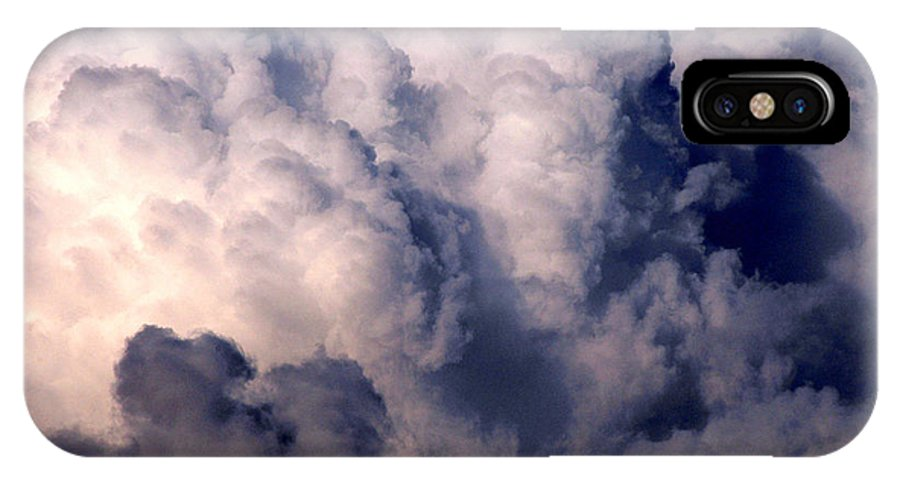 Clay IPhone Case featuring the photograph Clouds by Clayton Bruster
