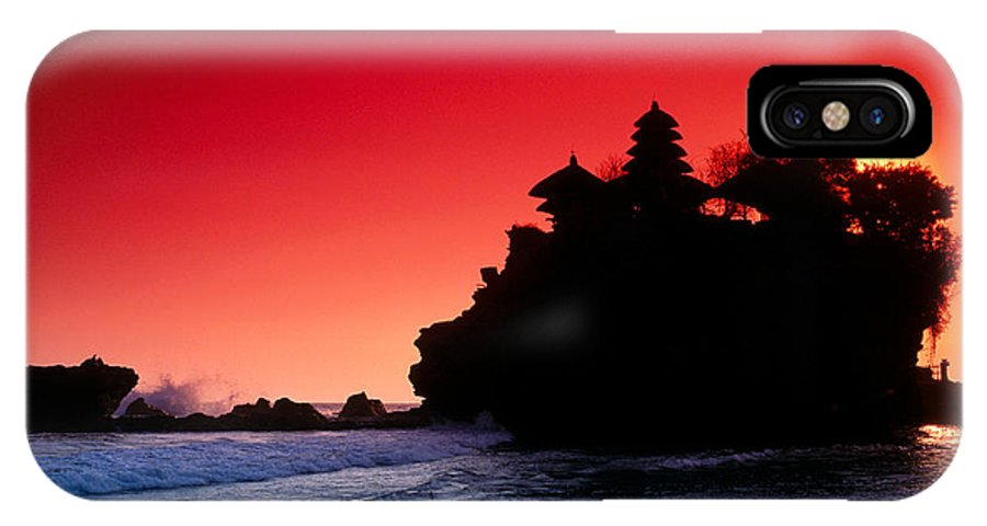 Bali IPhone X Case featuring the photograph Indonesia, Bali by Gloria & Richard Maschmeyer - Printscapes