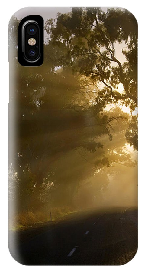 Highway IPhone Case featuring the photograph A Road Less Traveled by Mike Dawson