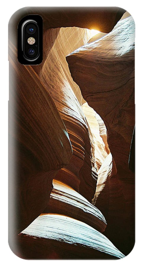 Arizona IPhone Case featuring the photograph A Spritual Light by Cathy Franklin