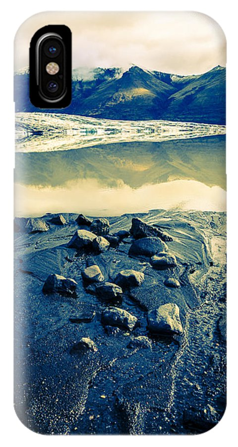 Europe IPhone X Case featuring the photograph A Thousand Year Journey by Alexey Stiop
