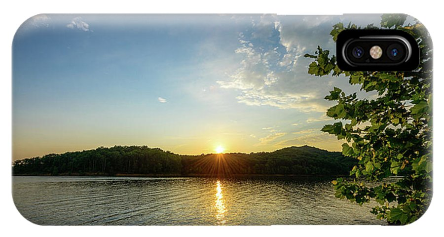 Kentucky IPhone X Case featuring the photograph A Wonderful Evening by Michael Scott