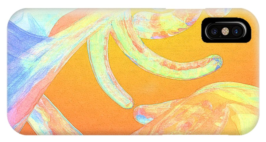 Abstract IPhone Case featuring the photograph Abstract Number 1 by Peter J Sucy