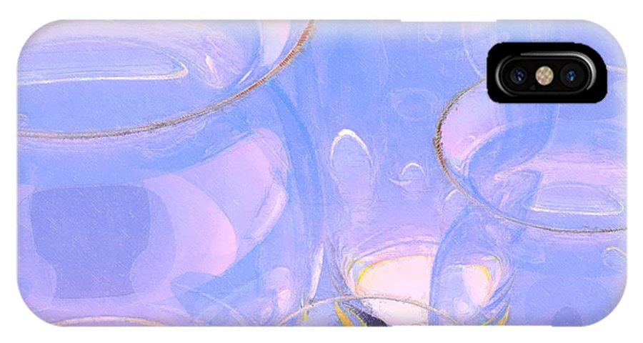 Abstract IPhone Case featuring the photograph Abstract Number 18 by Peter J Sucy