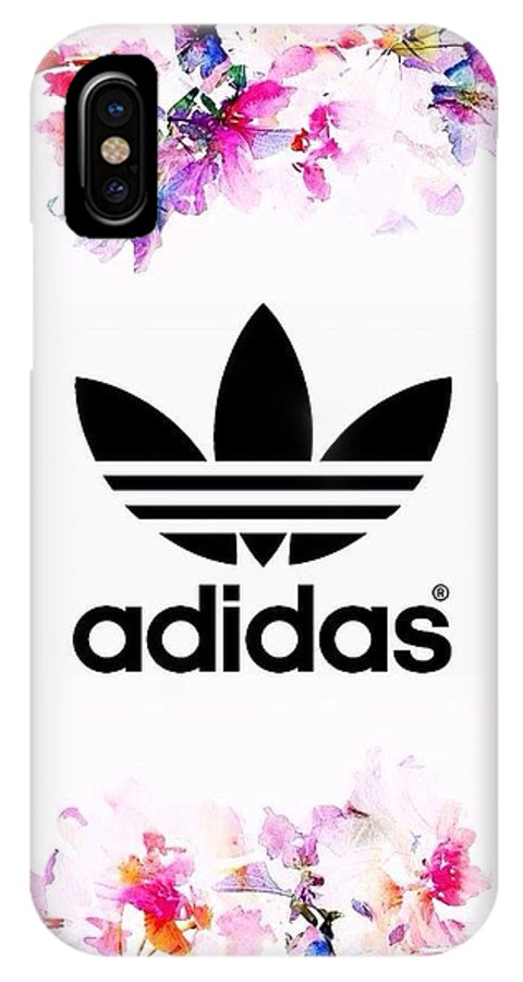 cover adidas iphone x