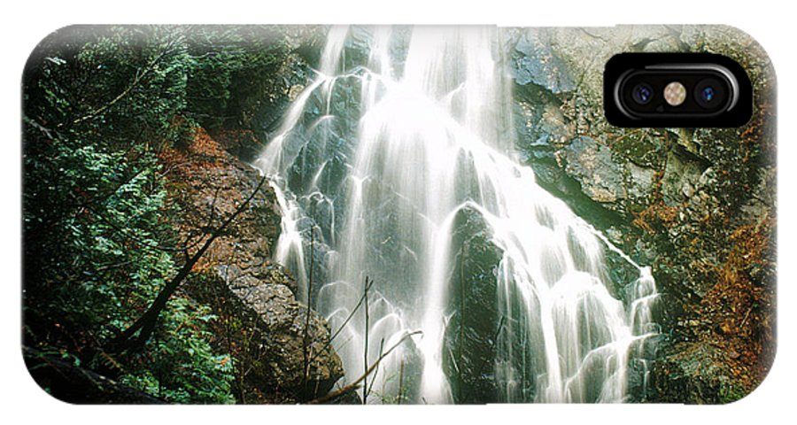 Angel Falls IPhone X Case featuring the photograph Angel Falls by Tim Canwell