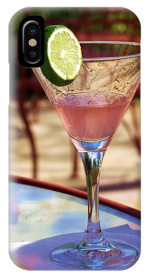 Drink IPhone Case featuring the photograph Another Cosmo Please by Matthew Klein