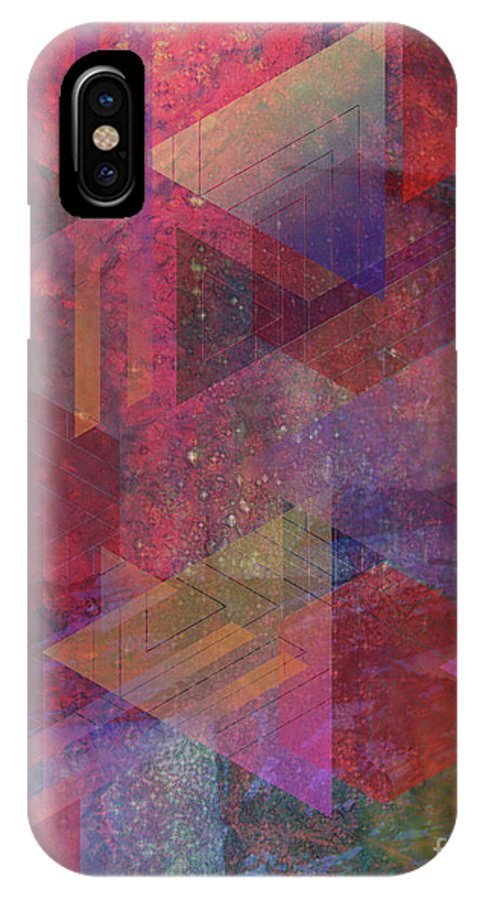 Another Place IPhone X Case featuring the digital art Another Place by John Beck