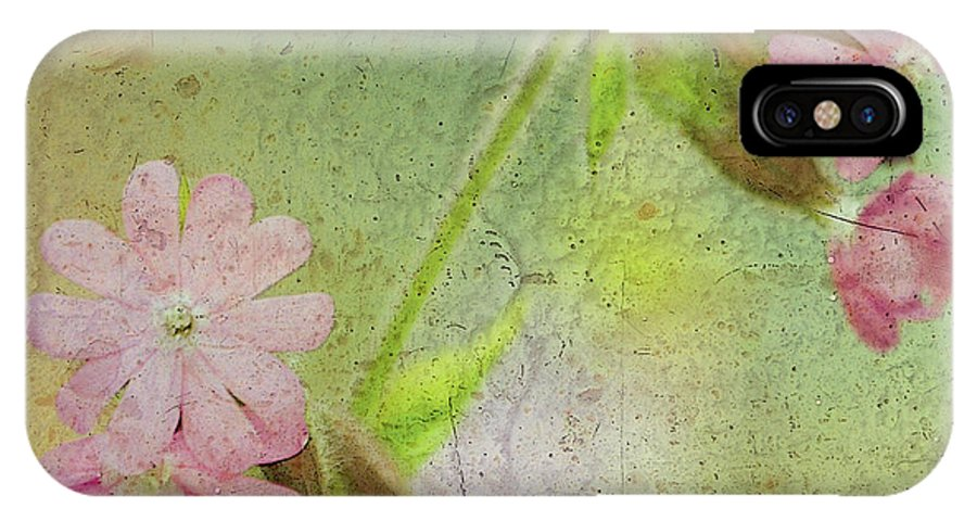 Photo Art IPhone X Case featuring the photograph Another Time by Bonnie Bruno